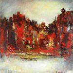 Cité rouge 18 x18